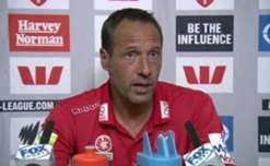 John van't Schip isn't ruling out a charge for the top six after Heart down Glory in Albury