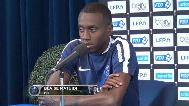 Troph�e des Champions - Matuidi - 'On sera � 100 %'
