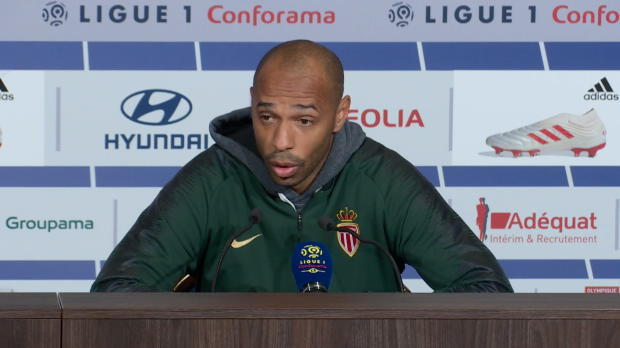 FOOTBALL - L1 - 18e j. - Henry - 'Sans envie, difficile de gagner'
