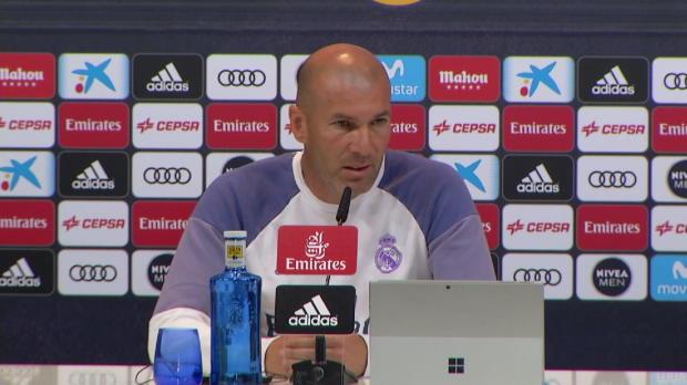 """Zidane: """"Das liegt in der DNA von Real"""""""