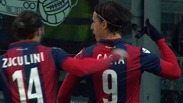 I migliori gol della giornata, Giornata 15 Serie B Eurobet 2014/15