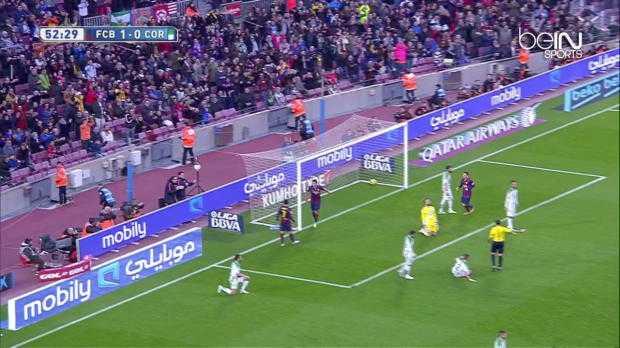 FC Barcelone : Premier but en Liga pour Suarez