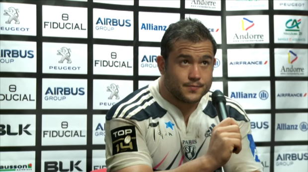 Top 14 - 8e j. : Semp�r� : ''On paye notre indiscipline''