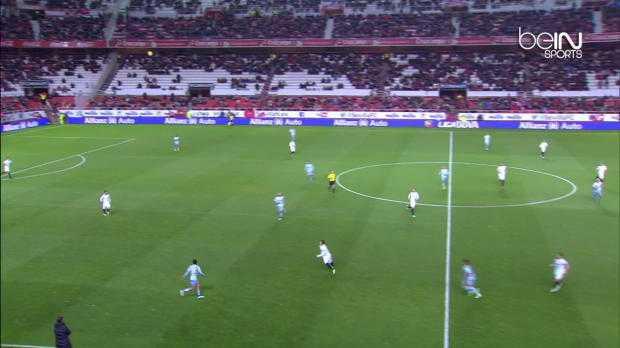 Liga : Séville 2-0 Malaga
