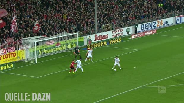 Top-Paraden der Bundesliga-Hinrunde