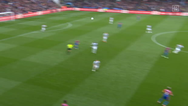 Premier League: Crystal Palace - Newcastle | DAZN Highlights
