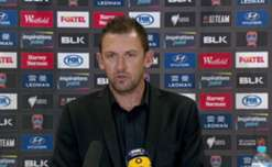 Wanderers boss Tony Popovic feels his side is building nicely heading towards the Hyundai A-League Finals Series.