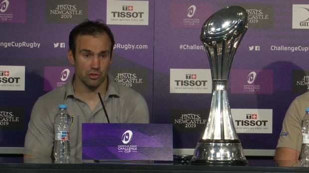 """Rugby : Parra - """"L'expérience a fait la différence"""""""
