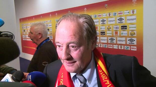 """Foot : RCL - Martel : """"Un match qui s'est arrêté à la 52ème"""""""