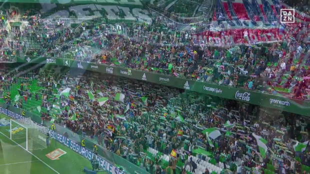Real Betis - Atletico Madrid
