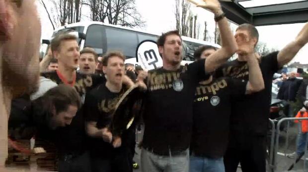 Handball: So rockten die EM-Helden Berlin