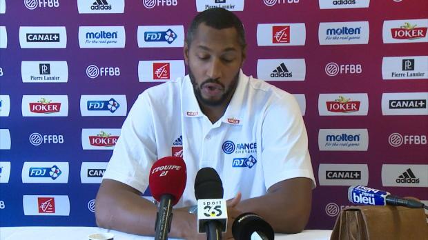 """Basket : FIBA - Euro 2015 - Diaw - """"Une motivation supplémentaire"""""""