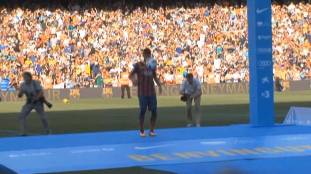 Foot Transfert, Mercato LDC - Denilson d�fend Neymar