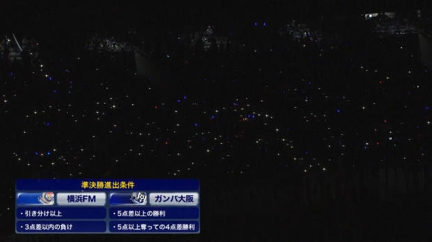 J. League Cup: Fans mit grandioser Lichtershow
