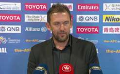 Tony Popovic paid tribute to his side's 'fighting spirit' in their 3-2 loss to FC Seoul in the Asian Champions League.
