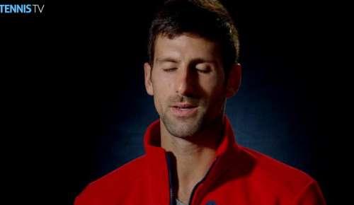 Djokovic Interview: ATP Rome QF