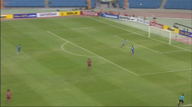 AFC Champions League - La siesta del portero de Lekhwiya