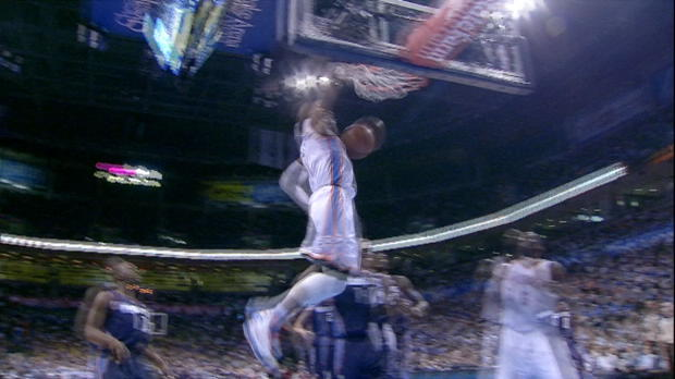 Russell Westbrook's Explosive Highlights