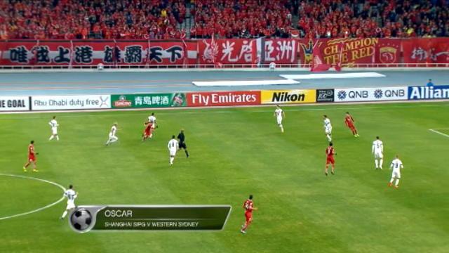لقطة: لعبة اليوم: نجمُ أوسكار يسطع لفائدة شانغهاي سيبج