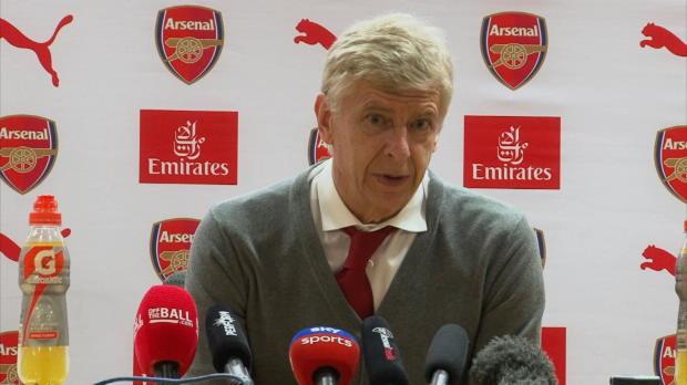 Wenger: Wohl des Klubs immer an erster Stelle