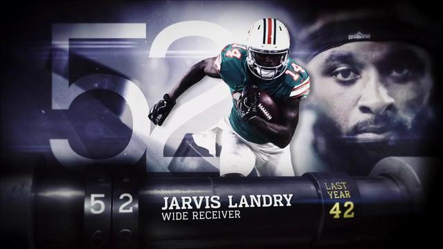 'Top 100 Players of 2018': Cleveland Browns wide receiver Jarvis Landry | No. 52