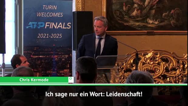 """ATP-Präsident: """"Ein Wort: Leidenschaft"""""""