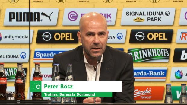 """Bosz: """"Das ist nicht unserer Fußball"""""""