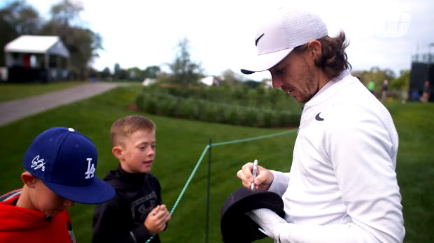 Walk The Course: Tommy Fleetwood
