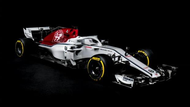 F1 - Sauber dévoile sa nouvelle monoplace, la C37
