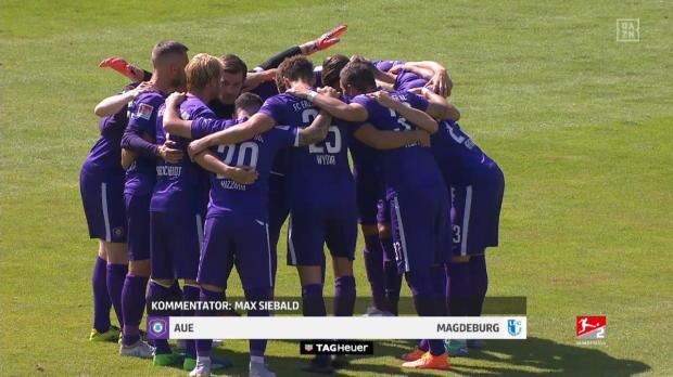 FC Erzgebirge Aue - 1. FC Magdeburg