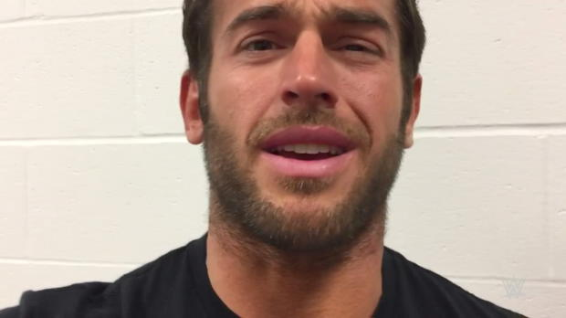 Roderick Strong asks William Regal to put him in the Dusty Rhodes Tag Team Classic