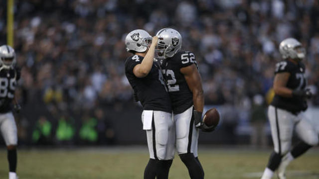 Canty: Raiders have the advantage over Chiefs
