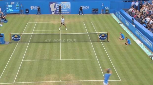 : Wimbledon - Les Mousquetaires n'ont plus le temps