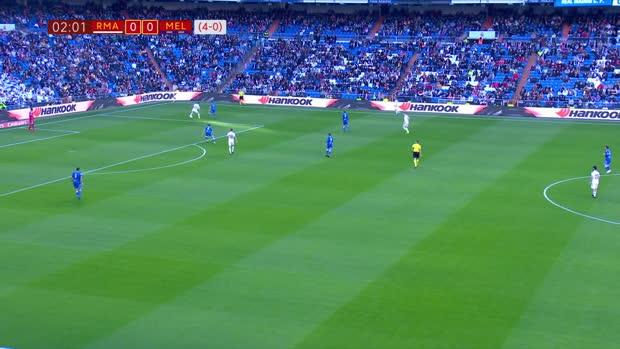 Copa del Rey: Real Madrid - Melilla 2L