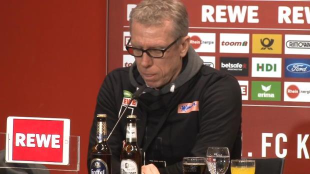"""Stöger: """"Jeder gönnt Rudnevs den Treffer"""""""