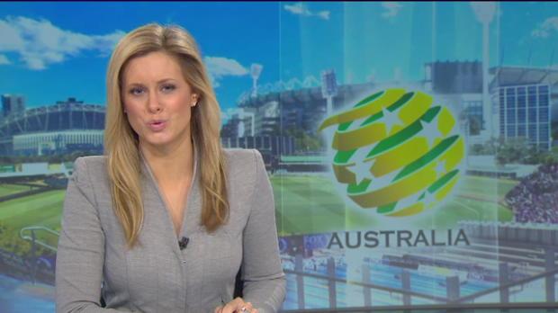 Ibini bolts into Socceroos squad