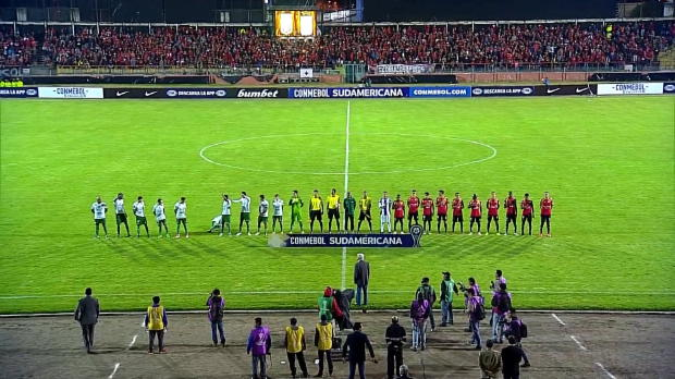 Copa Sudamericana: Steinwurf-Skandal in Ecuador