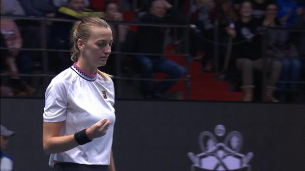 Basket : Saint-Pétersbourg - Kvitova reprend sa marche en avant