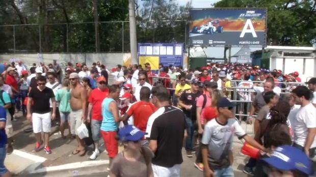 F1 - Brasil con Massa