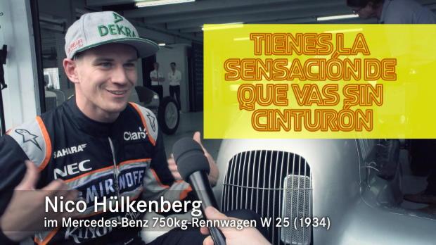 F1 - Rosberg presenta el GP de Alemania