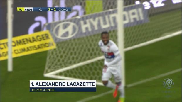 Los 5 mejores goles de la jornada 38