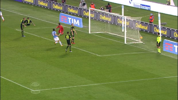 Serie A Round 25: Lazio 5-2 Hellas Verona