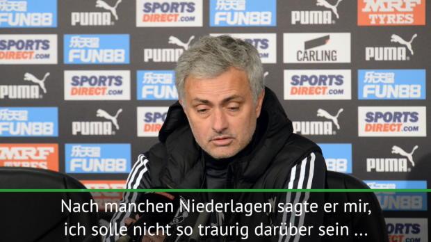 Mourinho: Fußballgötter waren für Newcastle