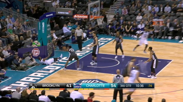 Block of the Night - Brook Lopez