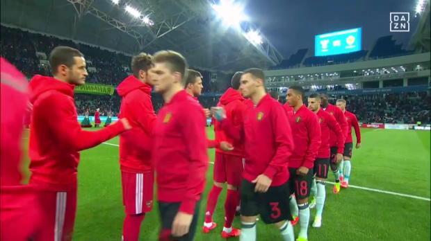 Russland - Belgien