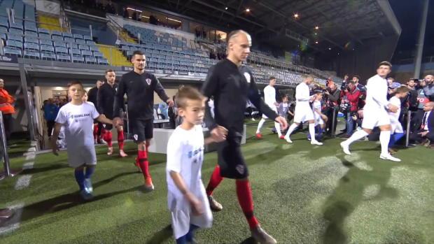 UEFA Nations League: Kroatien - England | DAZN