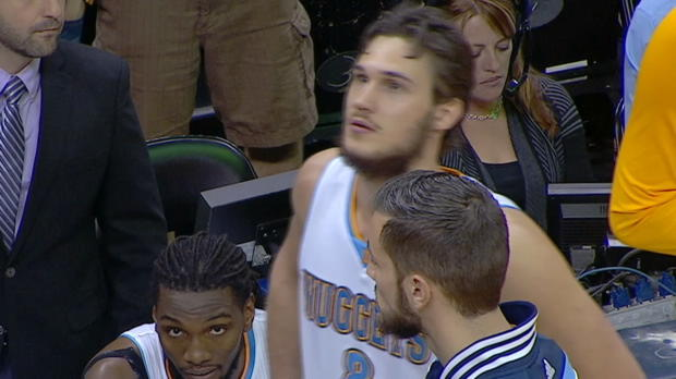 Nightly Notable: Danilo Gallinari