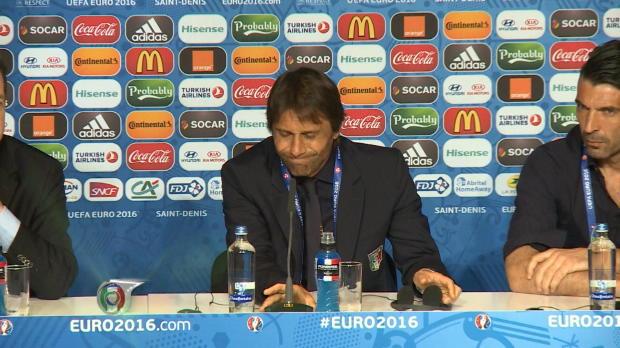 """Conte: """"Haben gesehen, wozu sie fähig sind"""""""