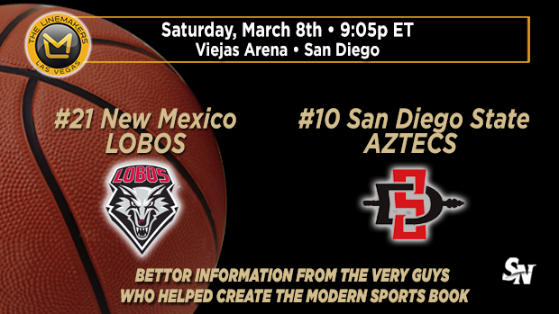 New Mexico @ San Diego State