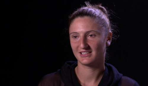 Begu Interview: WTA Rome 2R